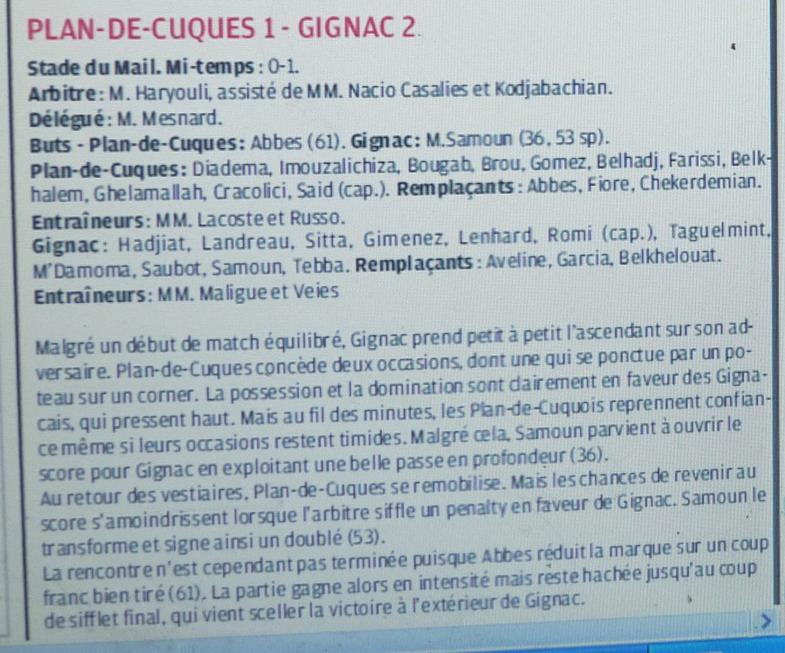 AS GIGNAC LA NERTHE //  DHR MEDITERRANEE  PROVENCE  - Page 3 P1250133