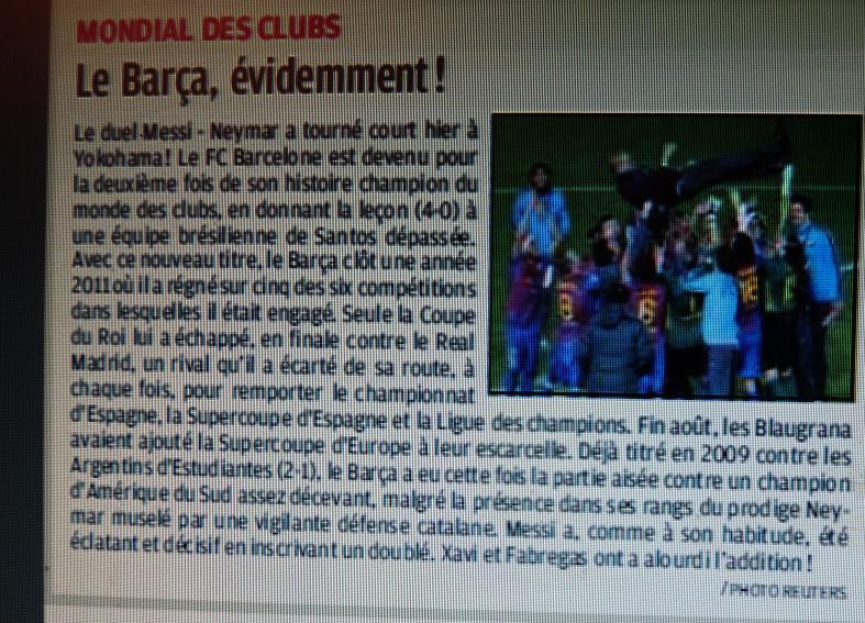 LES CATALANS DU FC BARCELONA DE MARC SABATES //*// - Page 7 P1250552
