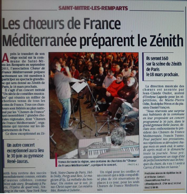 FC Saint-Mitre  LES REMPARTS :: PHB  P1260535