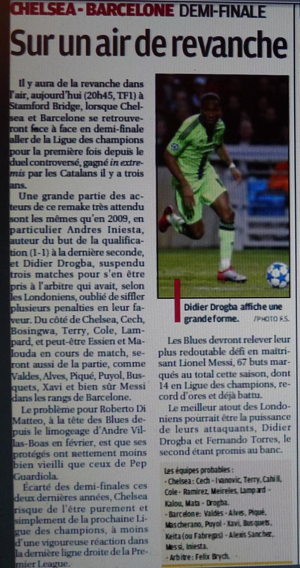 CHELSEA LE BLUES ..A LA FRANCAISE - Page 2 P1280313