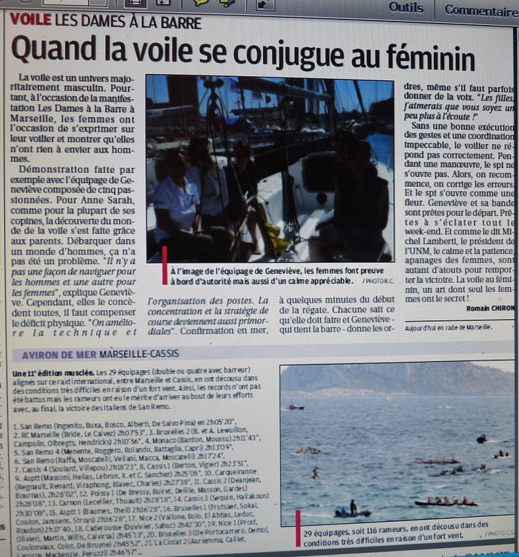 LES PLUS JOLIES FEMMES AU MONDE SONT EN MEDITERRANEE - Page 11 Photo319