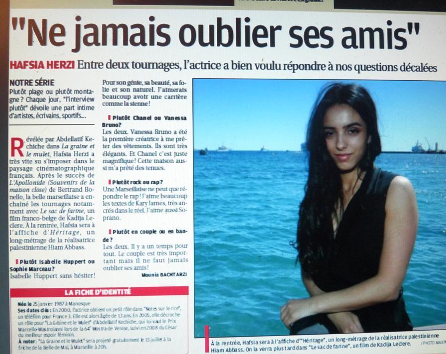 LES PLUS JOLIES FEMMES AU MONDE SONT EN MEDITERRANEE - Page 11 Photo648