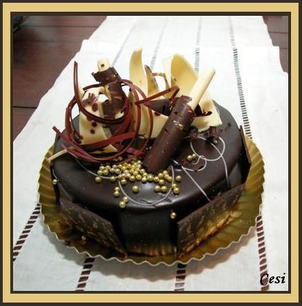Joyeux anniversaire JOELLE Gateau11