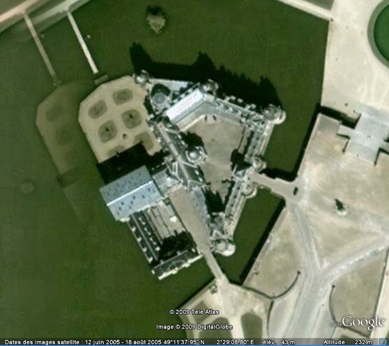 La France par ses timbres sous Google Earth - Page 16 Chanti13
