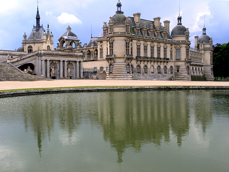 Ville Les Plus Riche De L Oise Chantilly