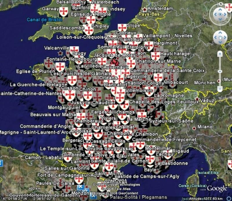 La France sous toutes ses coutures avec Google Earth France10