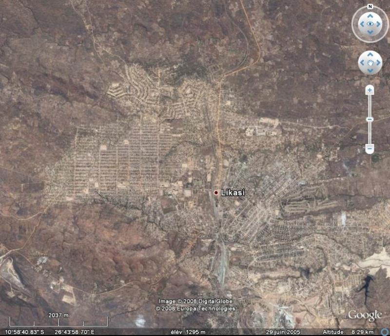 presentation de la ville de likasi en RD congo Likasi11