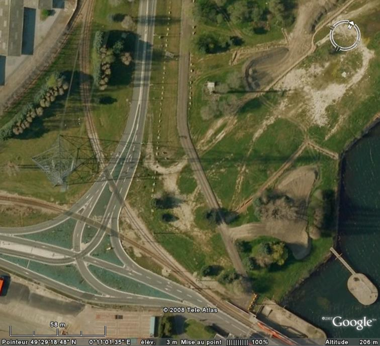 Bugs, collages, défauts, erreurs dans Google Earth [Data Problems Compendium v 1110] Pbcoll10