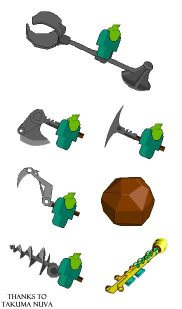 MNOLG, Kit Création Matora10