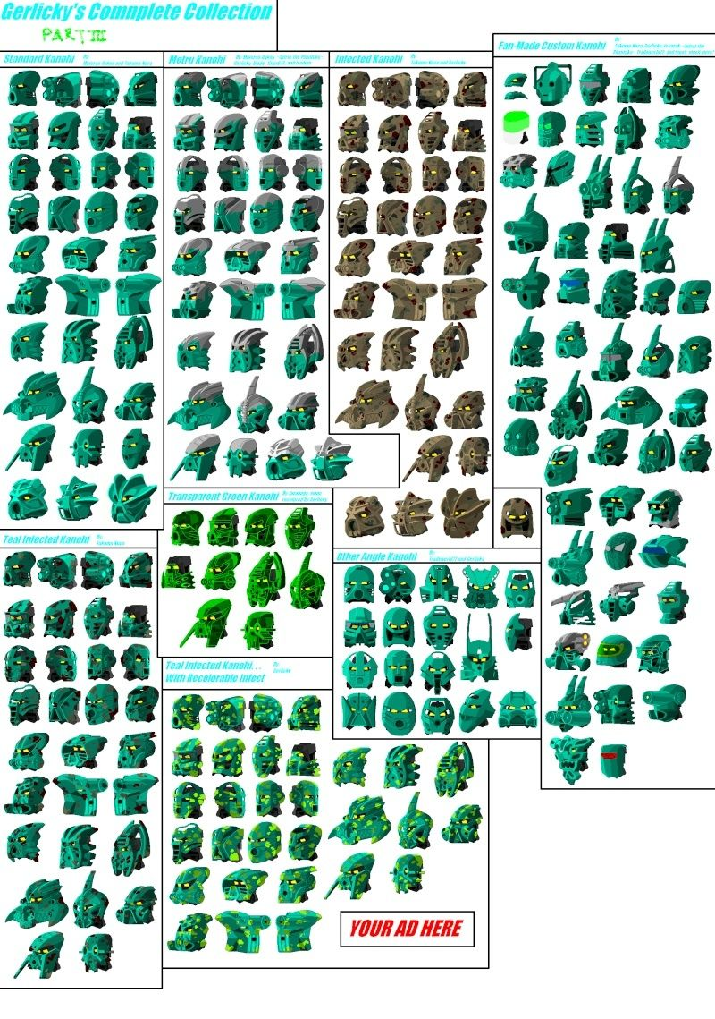 MNOLG, Kit Création Z1210