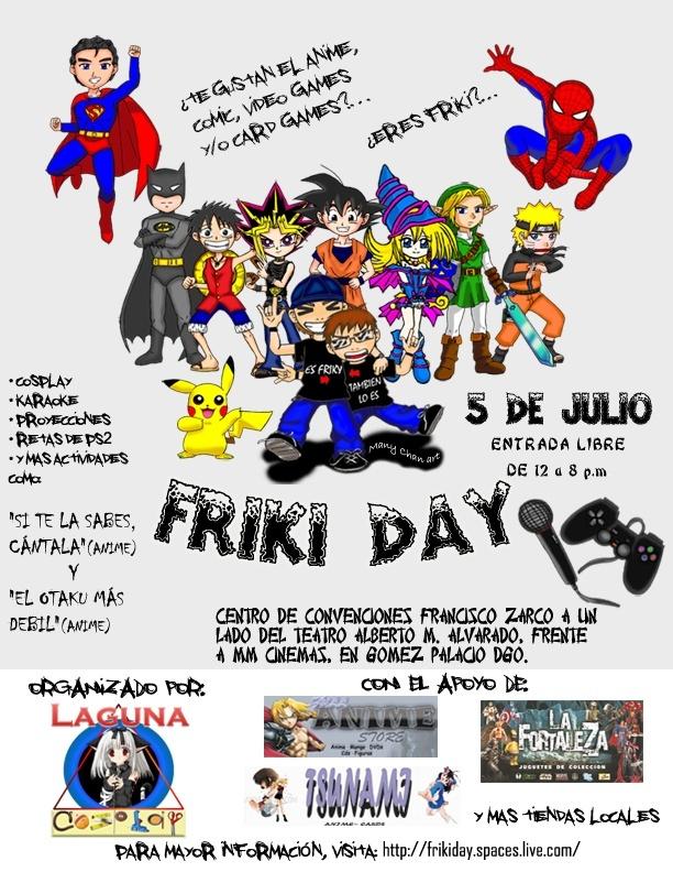 Día del orgullo friki Public12