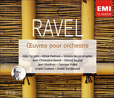 Ravel - Oeuvres orchestrales (hors Daphnis) - Page 2 00946310