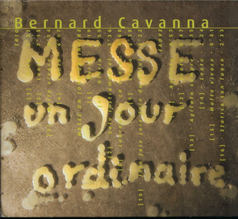 Bernard Cavanna Messe10