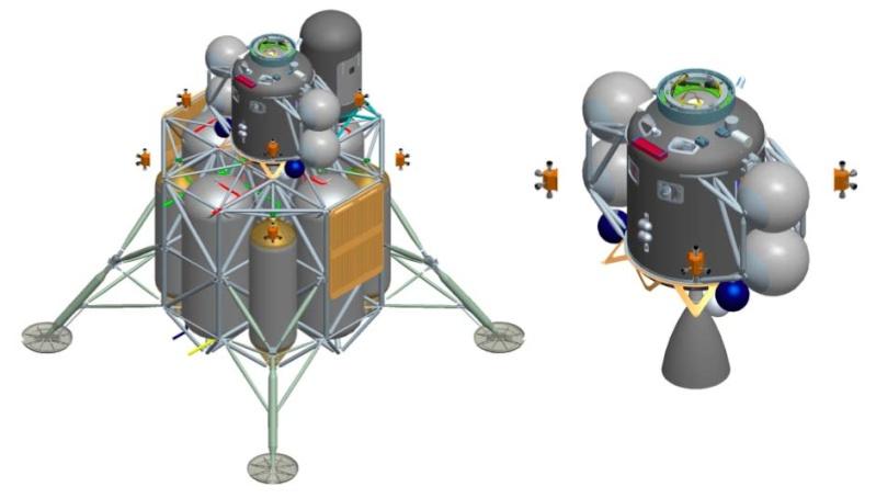 Le futur module lunaire Altair - Page 3 Altair10