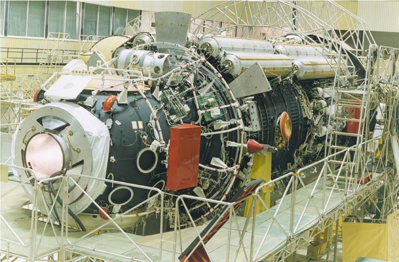 Russie et ISS : Les modules à venir Fgb2b10
