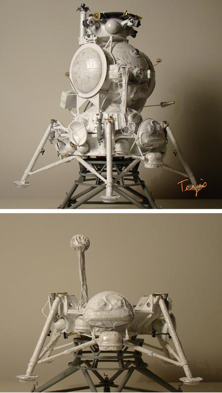 Apollo 18 et la maquette du LK de Souyouz 31 Leuka_10