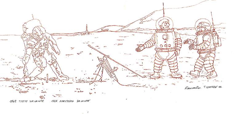 Objectif Lune & On a marché sur la Lune - Page 2 Rencon11