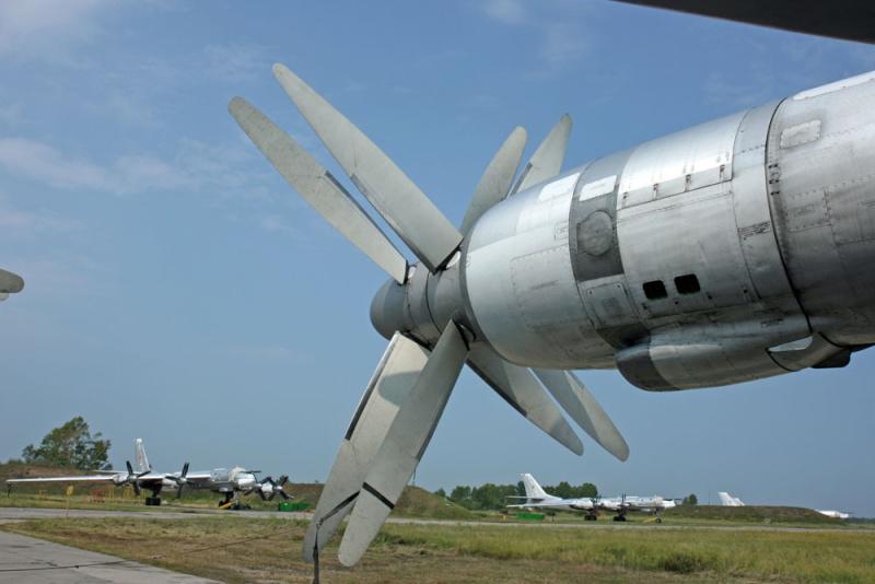 """Tupolev Tu-142 """"Bear"""" (Para Fiorenzo) Berlog10"""