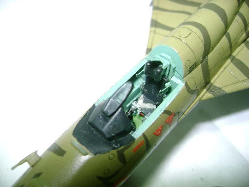 MiG-21 PF(later) INDIAN TIGER FUJIMI 1/72 Nuevas12