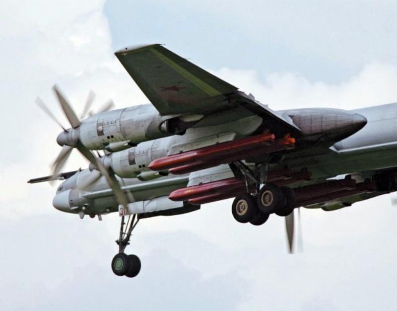 "Tupolev Tu-142 ""Bear"" (Para Fiorenzo) Tu-95m11"