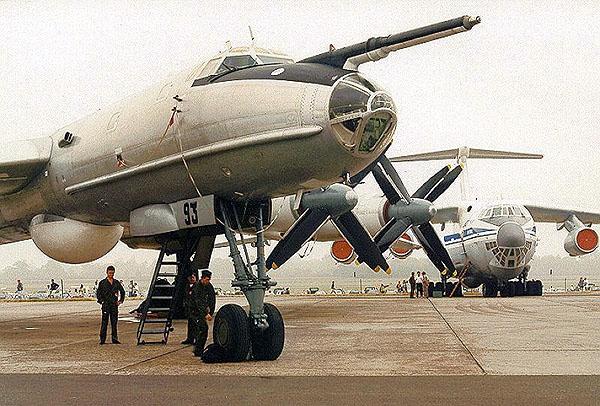 "Tupolev Tu-142 ""Bear"" (Para Fiorenzo) Tu142010"
