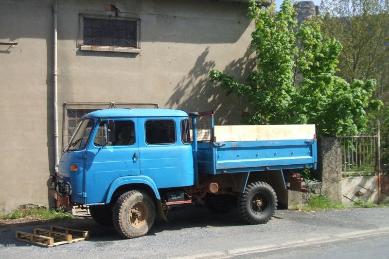 Campuac 2008 : les autres véhicules Campua34