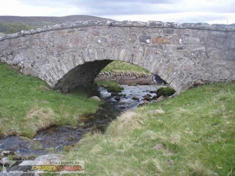 Vieux ponts de pierre en Ecosse 02310