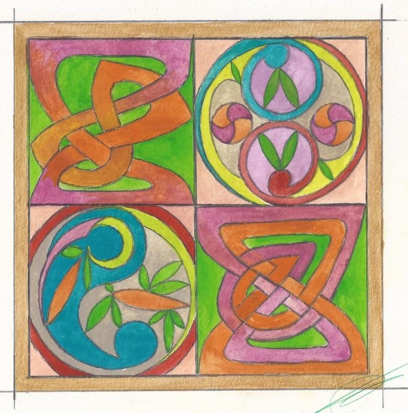 J'aime les entrelacs et autres dessins celtiques - Page 16 Carra_10