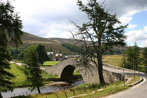 Vieux ponts de pierre en Ecosse Ecosse10