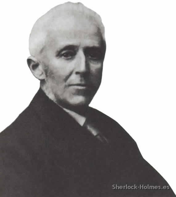 Joseph Bell, le premier Sherlock Holmes Joseph10