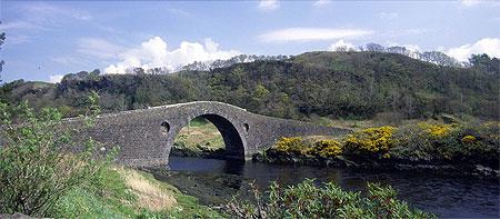 Vieux ponts de pierre en Ecosse Pt227110