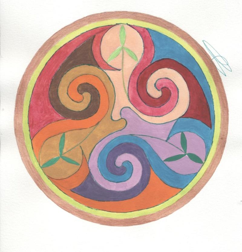 J'aime les entrelacs et autres dessins celtiques - Page 5 Terre_10