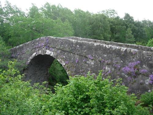 Vieux ponts de pierre en Ecosse Untitl12