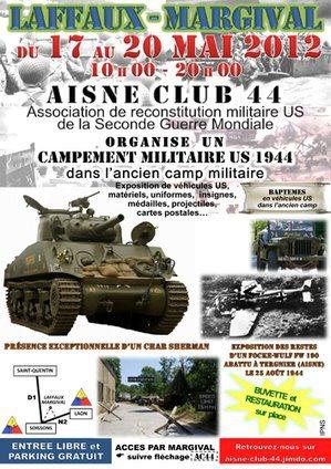 anonnce de camp, ou rassemblement sur la WWII 54371910