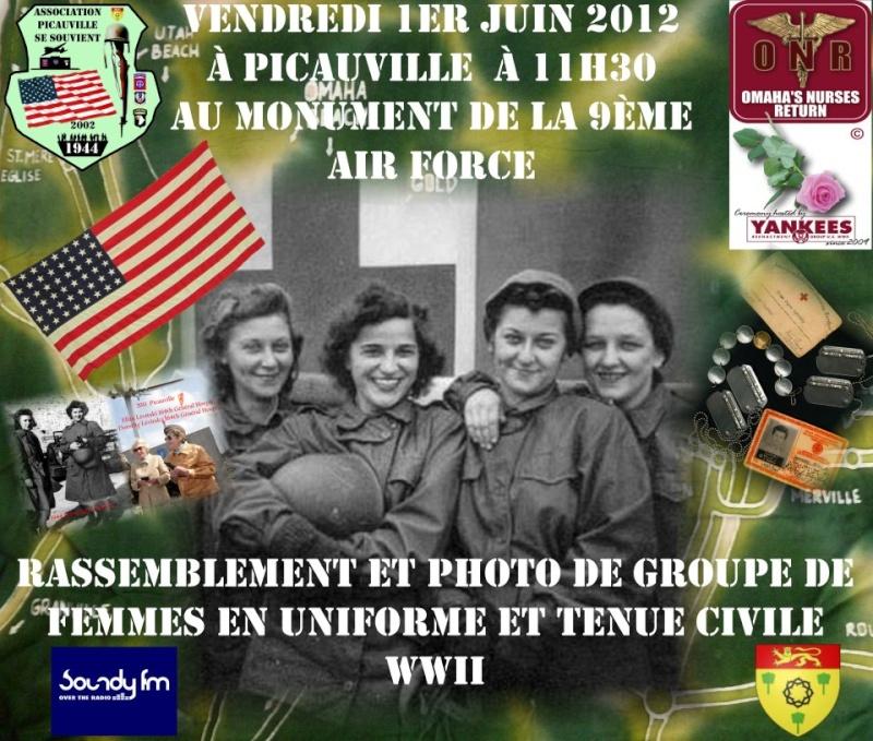 anonnce de camp, ou rassemblement sur la WWII 57798110