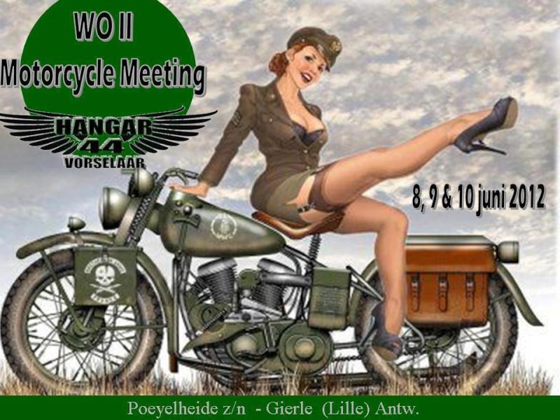 anonnce de camp, ou rassemblement sur la WWII 58128910