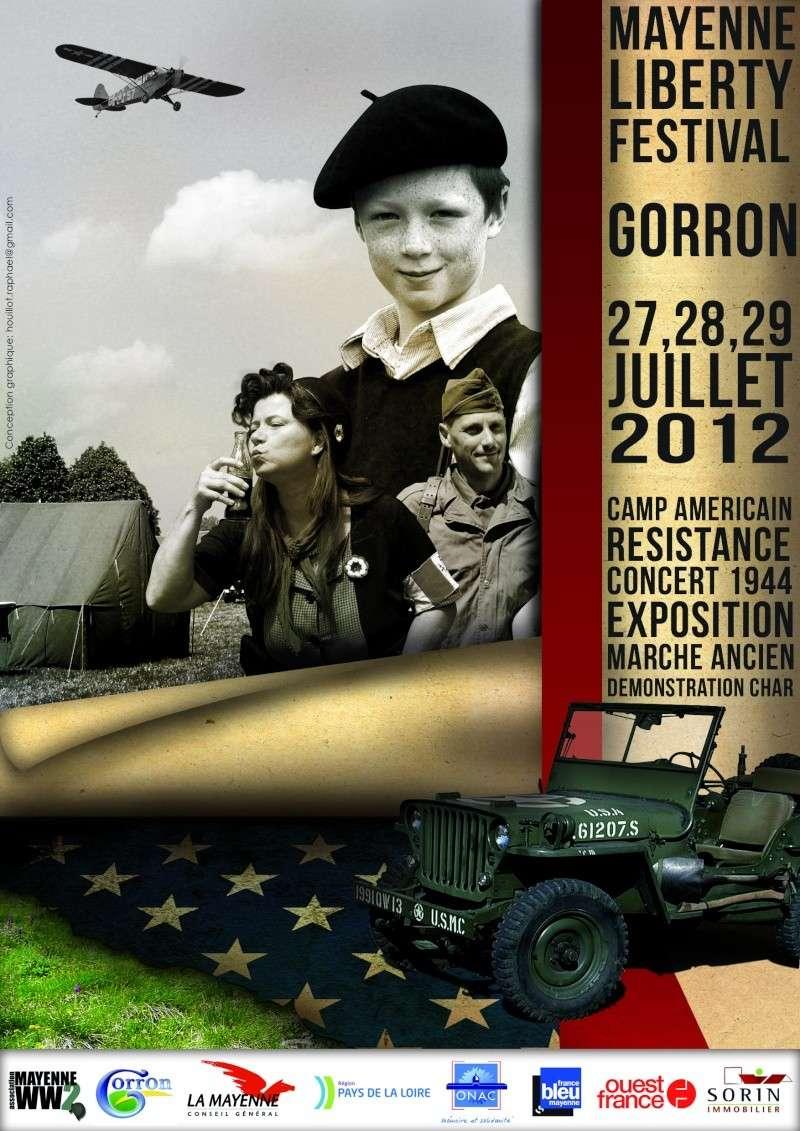 anonnce de camp, ou rassemblement sur la WWII Gorron10