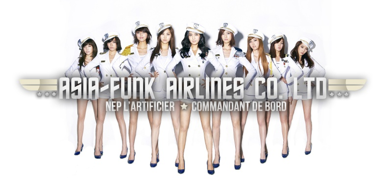 ASIA-FUNK AIRLINES CO., LTD Affich10