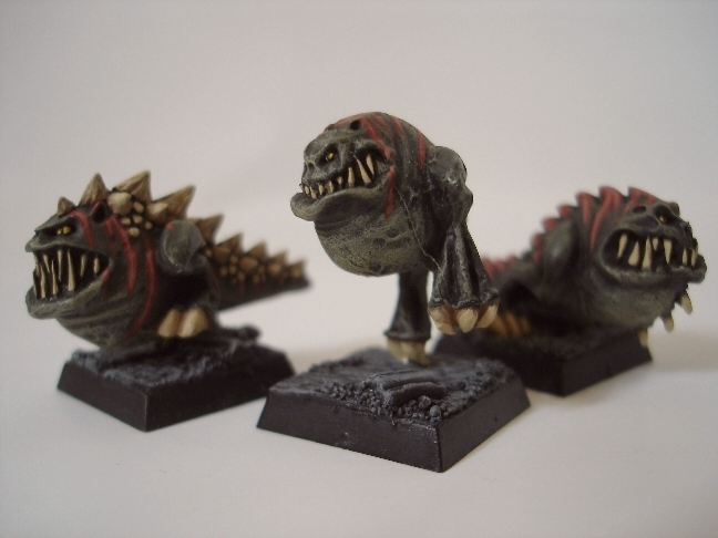 Tom's Orcs & Goblins (and Squigs!) 310