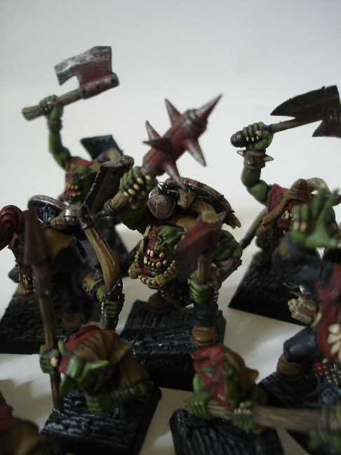 Tom's Orcs & Goblins (and Squigs!) 710