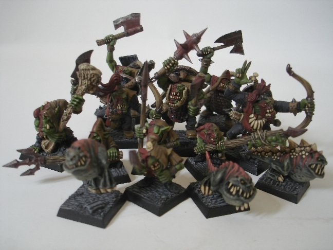 Tom's Orcs & Goblins (and Squigs!) 810