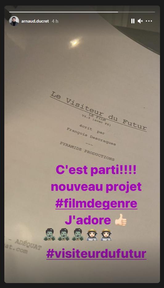 News et spéculations sur le film du Visiteur du Futur Arnaud10