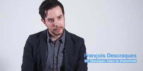 [Vidéo] Interview de François Descraques par Twitter Marketing sur 3e droite D12