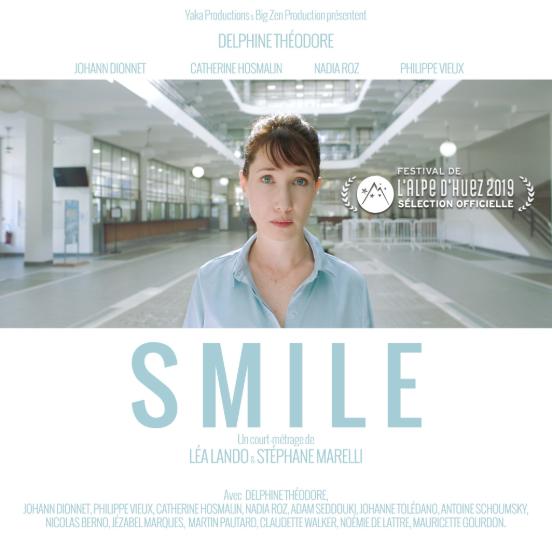 """[Court-métrage] Nicolas Berno dans """"Smile"""" (2019) Nb10"""