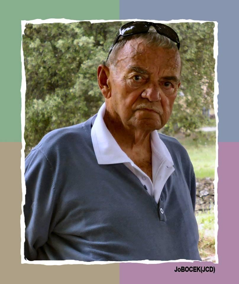 Lieutenant-Colonel (e.r.) Maurice Clerc  deces 92095010