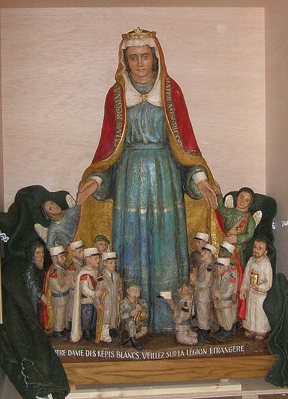Notre Dame des Képis Blancs Dscn4311