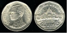 Símbolos e iconos de las monedas. - Página 3 Tailan10
