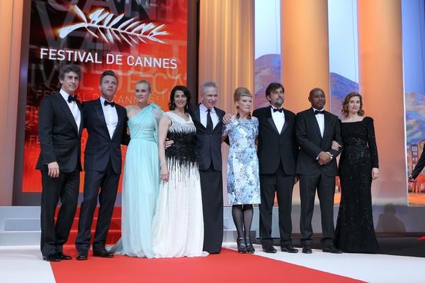 Festival de Cannes 2012 Jury10