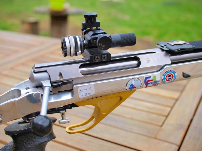 Montage Grünig&Elmiger FT300 sur GE600 Gold_611