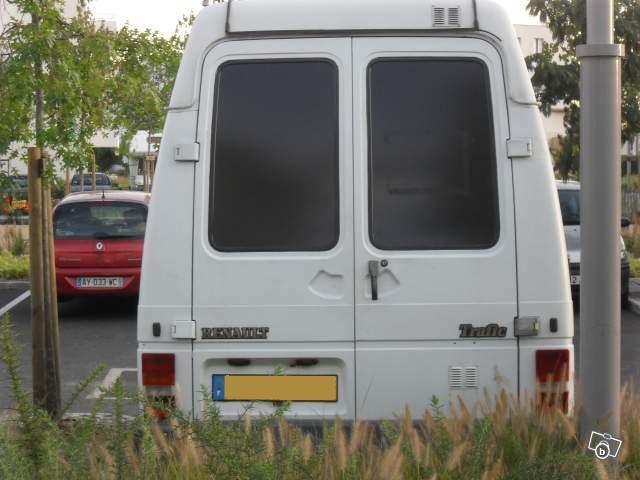 [vds-33] trafic diesel 55109910